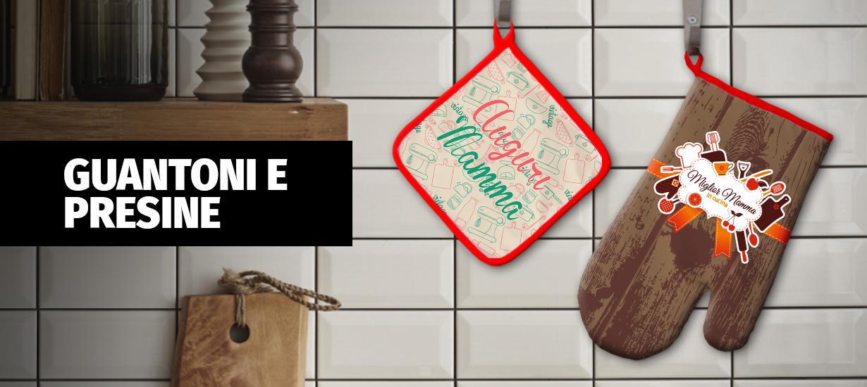 Guanti da forno - Per la Mamma - Idee Regalo per