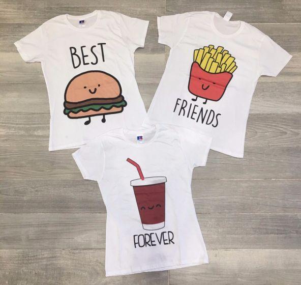 Linea Best Friend T Shirt Donna Abbigliamento Donna