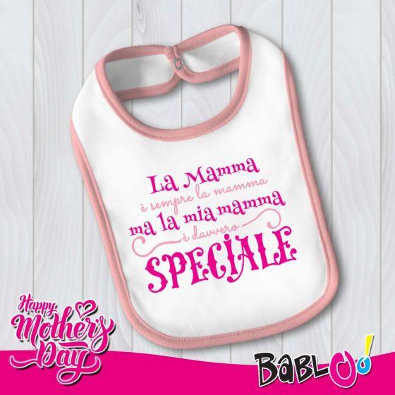 6ea010576832 Bavetto Bavaglino Idea Regalo Per La Mamma