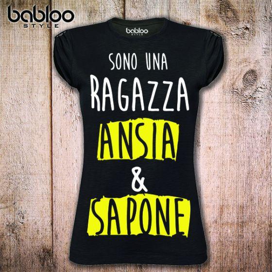7263f24a0a T Shirt Maglia Donna
