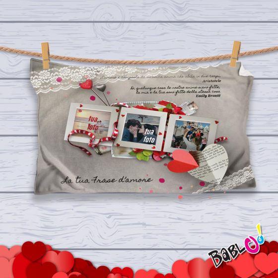 Pile Con Foto Personalizzata.Plaid Coperta In Pile Love Idea Regalo San Valentino Cornici Personalizzato Con Nomi O Frasi