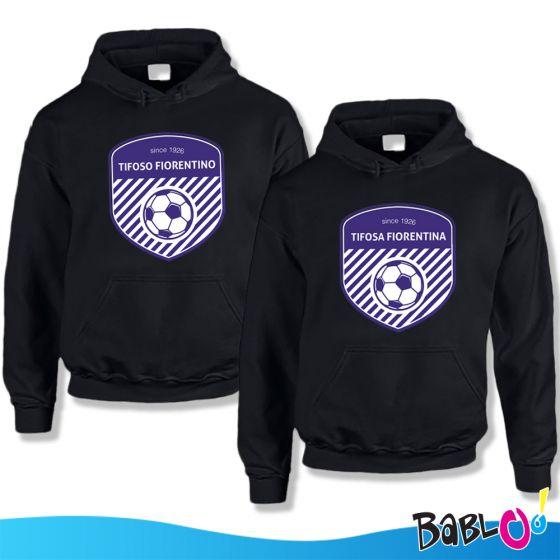 felpa Fiorentina personalizzata
