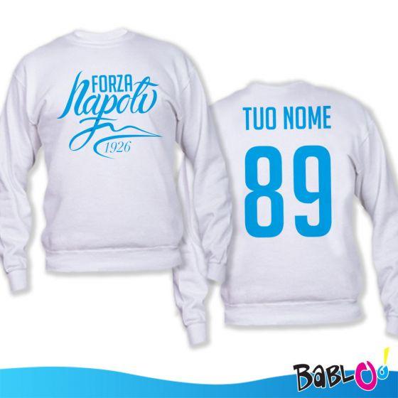 new style 0cfd9 5642c Felpa Unisex Exclusive Tifoso Napoletano
