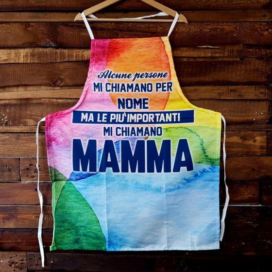 Grembiule Da Cucina idea Regalo Per la Mamma \