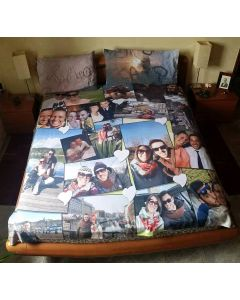 matrim. 200x180 - plaid coperte in pile - biancheria da letto