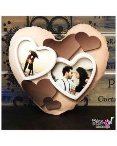 c3f5c9054c Cuscino Love Quadrato o a Cuore Idea Regalo San Valentino