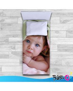 Lenzuola personalizzate con foto biancheria da letto - Lenzuola letto singolo bambino ...