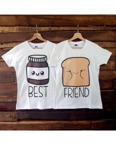 Idee T Friend Regalo Best Per Shirt AR4j5L